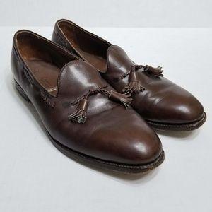 Footjoy Brown loafers slipon shoes - Size 11D